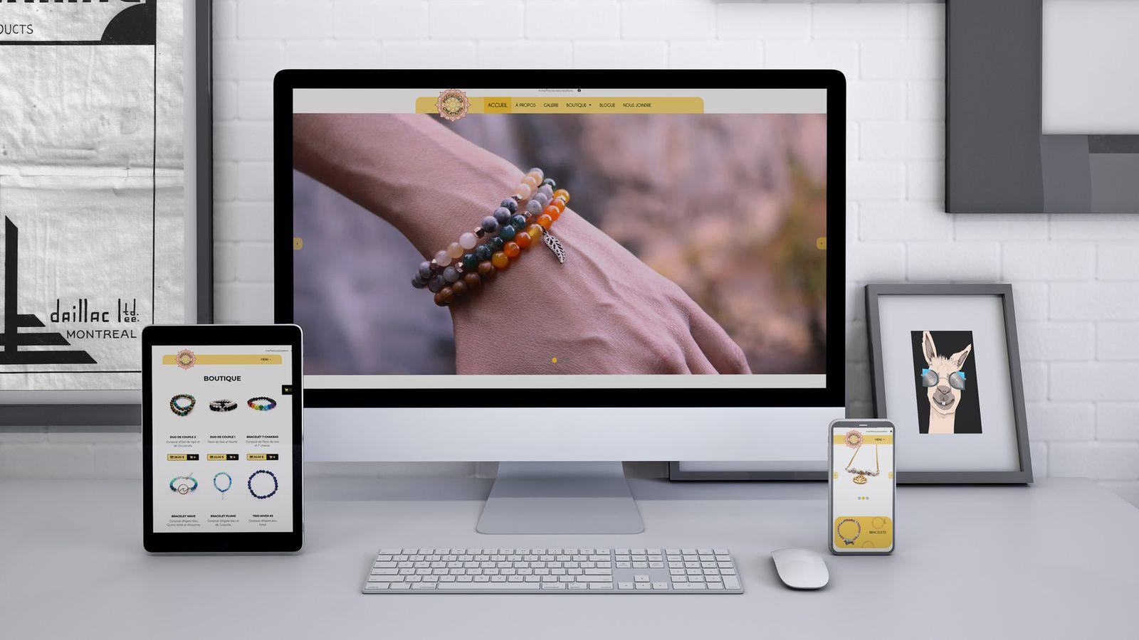 Déploiement d'une nouvelle boutique en ligne
